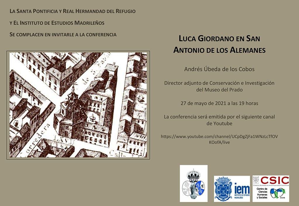 Conferencia - Luca Giordano
